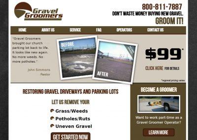Gravel Groomers