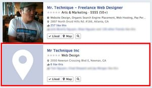 Mr. Technique Duplicate Listing on Facebook