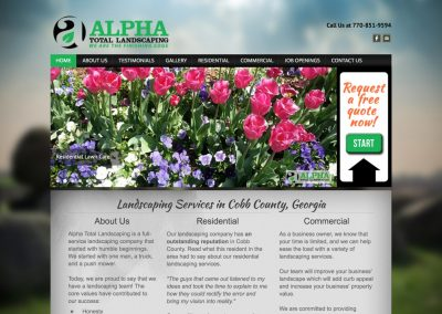 Alpha Total Landscaping