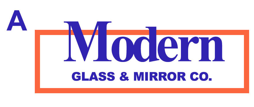 A Modern Glass & Mirror (Atlanta, GA) Logo