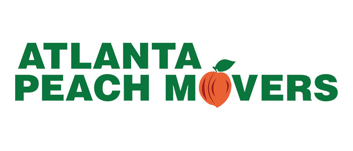 Atlanta Peach Movers (Atlanta and Doraville, GA) Logo