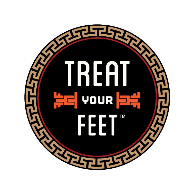 Treat Your Feet (Atlanta and Doraville, GA) Logo