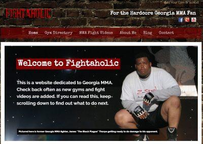Fightaholic