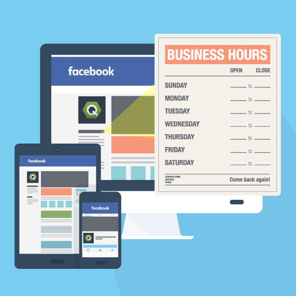 How Can You Change the Hours of Operation on a Facebook Company Page?