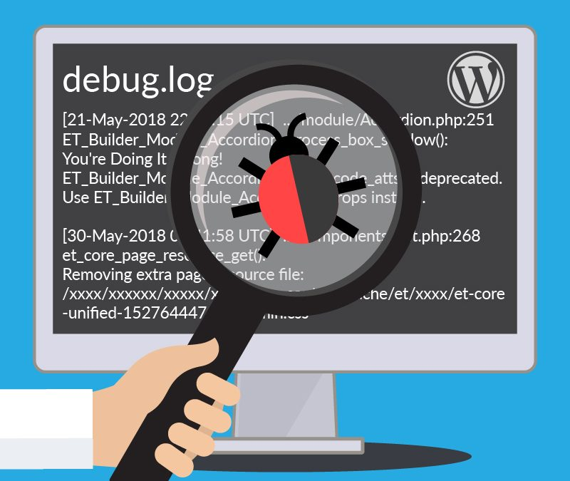 How to Troubleshoot WordPress with the Debug.log File