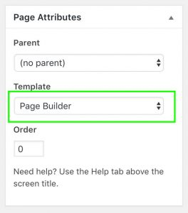 Page Builder Template is available in the Dynamik WordPress child theme for easy integration with Beaver Builder