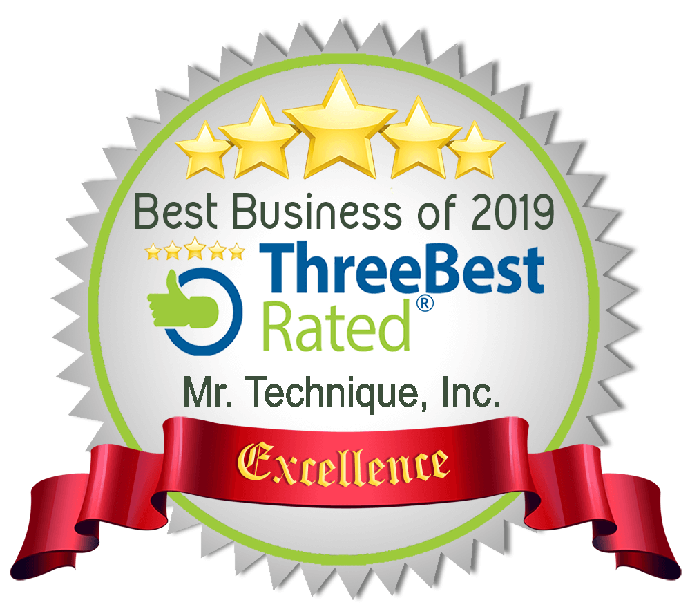 ThreeBest Rated Seal of Excellence