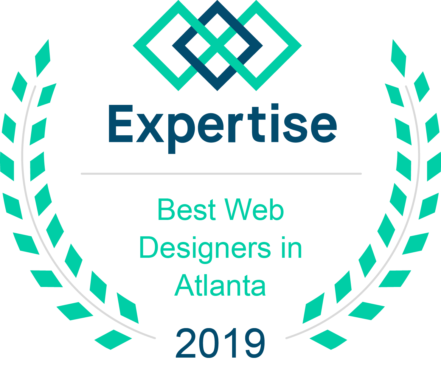 Expertise 2019 Best Web Designers in Atlanta Award