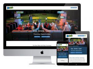 BigShots Golf Illinois Responsive Web Design