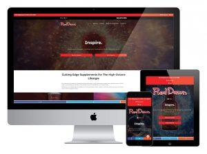 Red Dawn Marietta Responsive Web Design