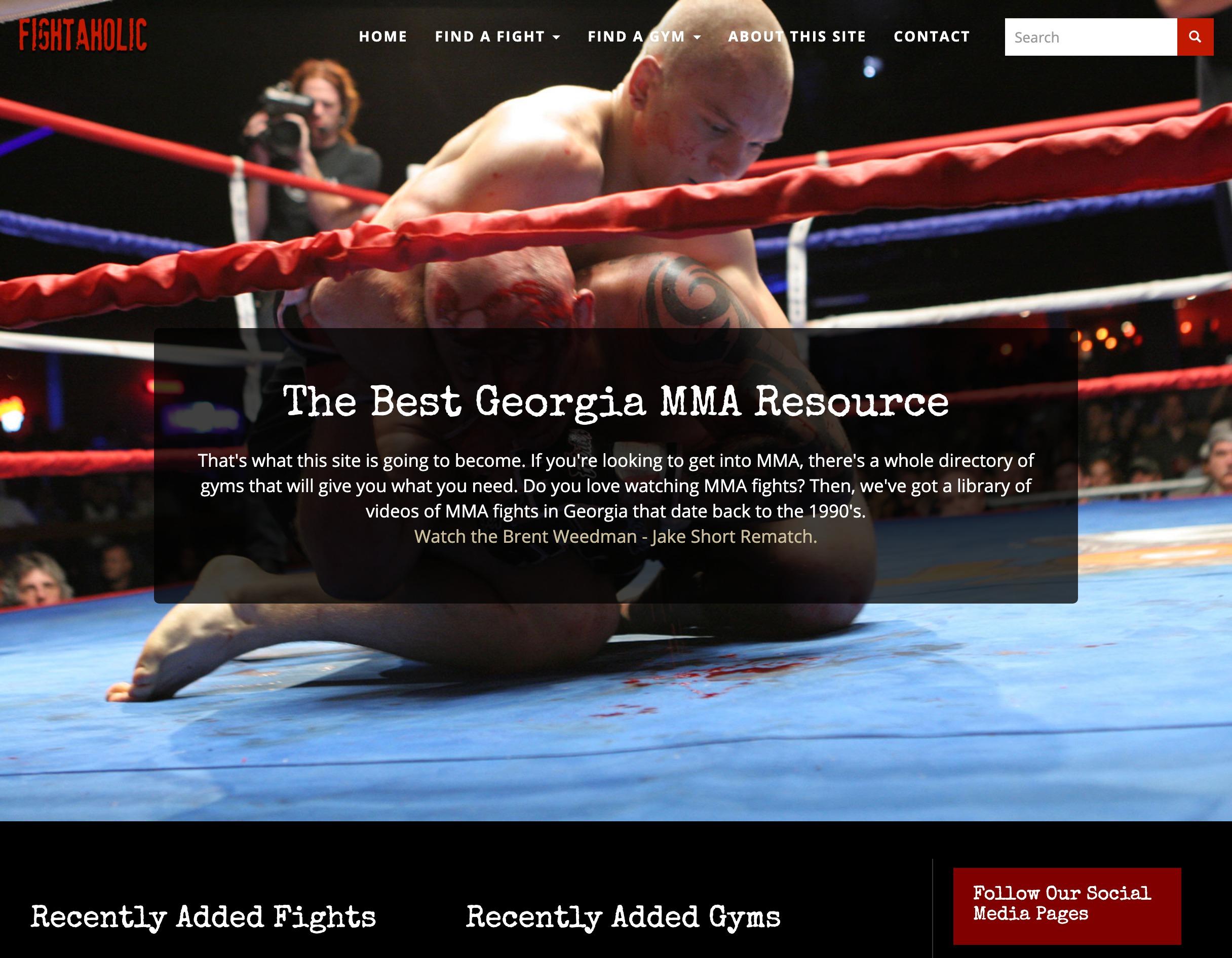 fightaholic-mma-georgia-desktop-web-design-1