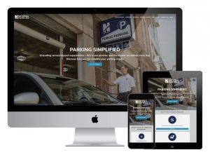 National Parking Atlanta Responsive Web Design