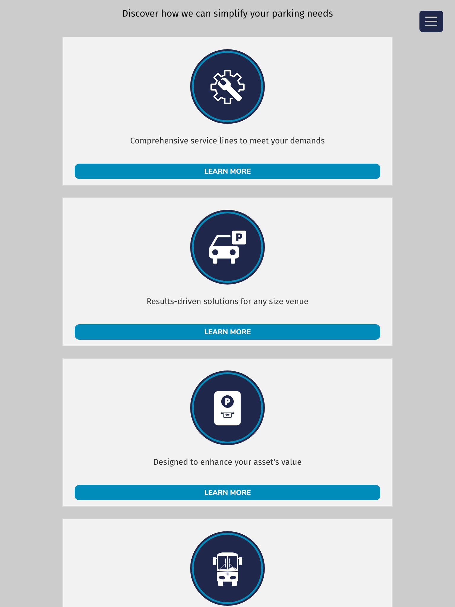 national-parking-atlanta-tablet-web-design-screenshot-2