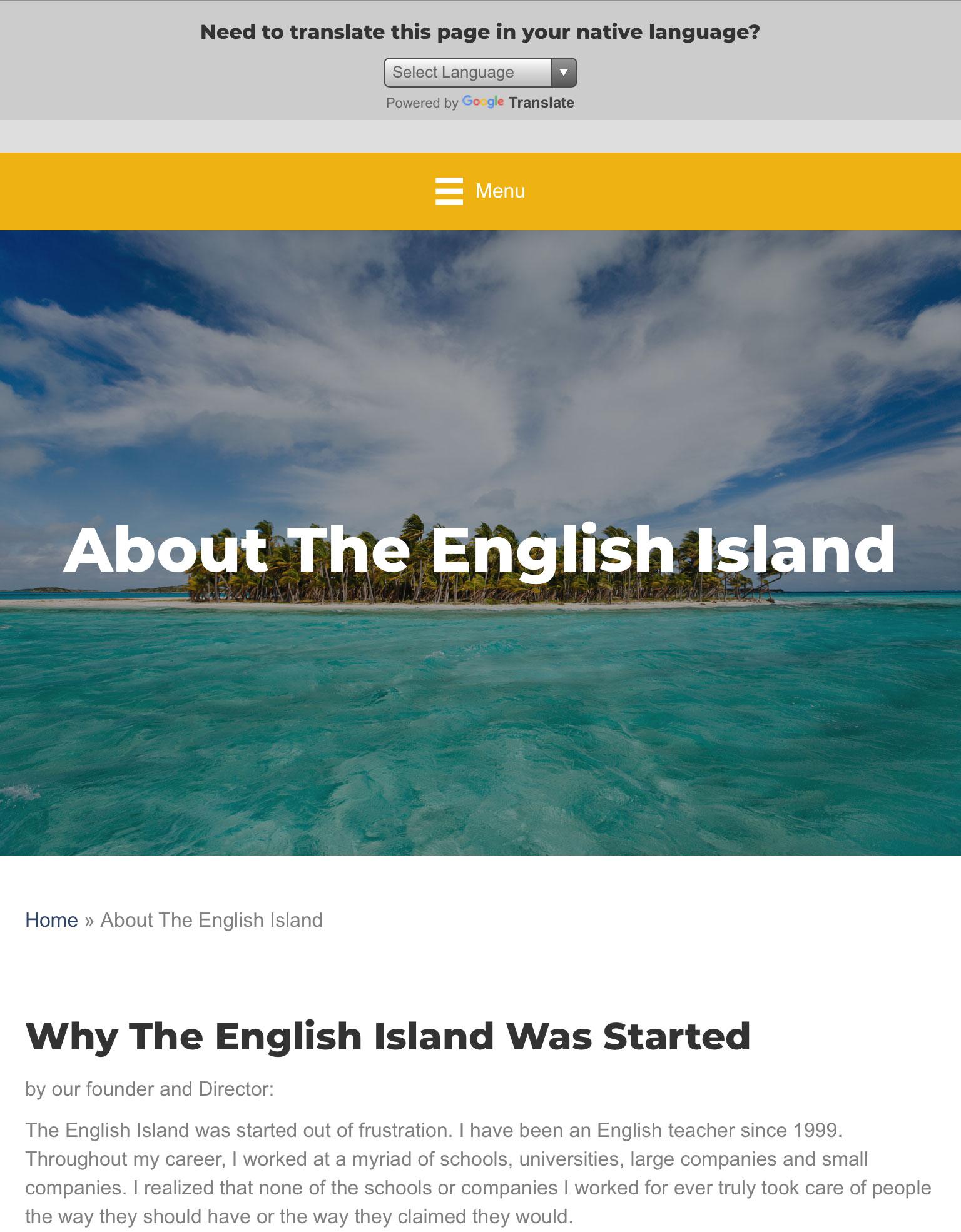 the-english-island-atlanta-tablet-web-design-screenshot-3