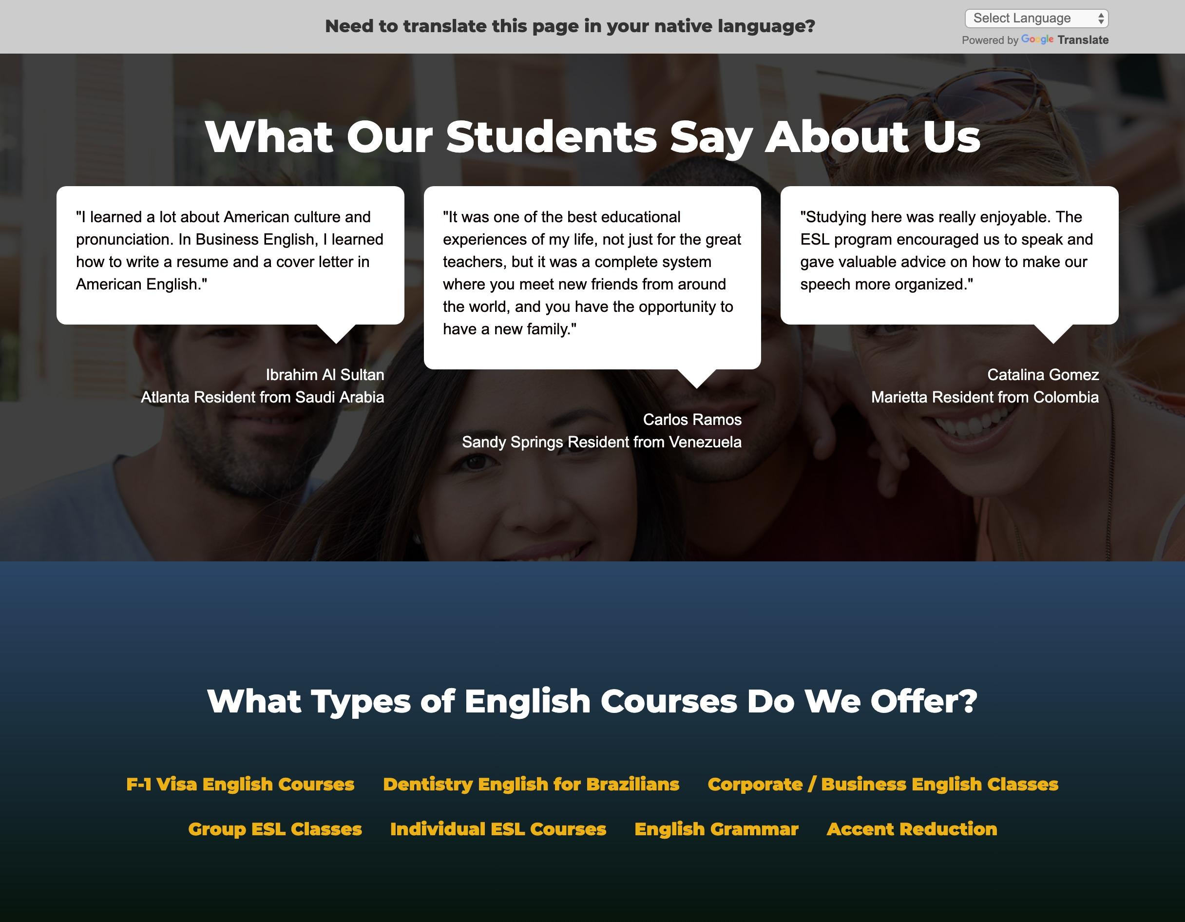 the-english-island-atlanta-web-design-screenshot-2
