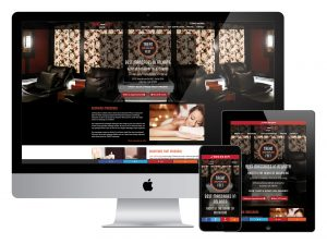 Treat Your Feet Buckhead Atlanta Desktop Web Design